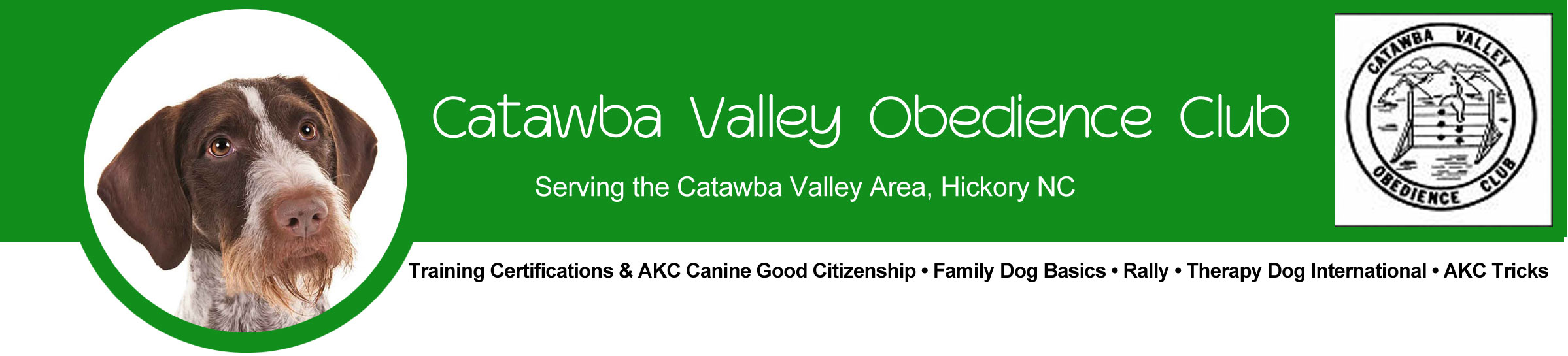 Catawba Valley Obedience Club, Hickory NC